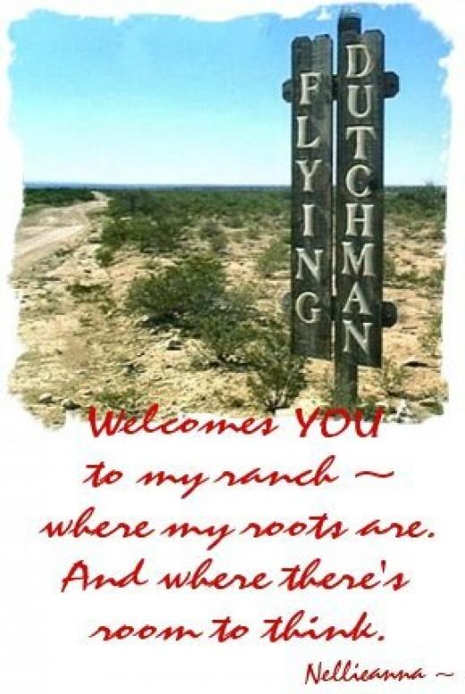 Flying Dutchman Ranch