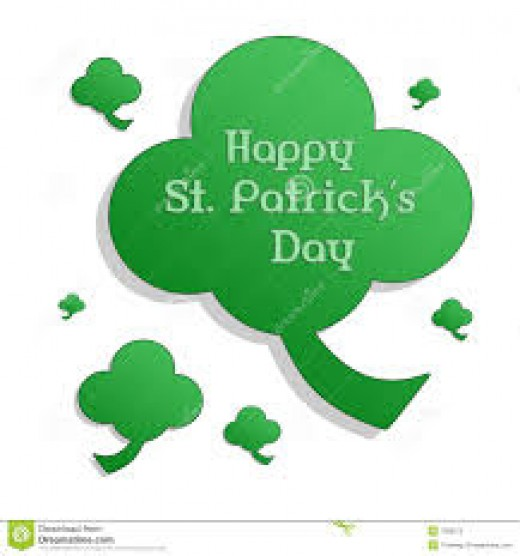 Lots of people associate Leprechauns with St. Patrick's Day, Shamrocks, the Irish and 4 leaf clover.