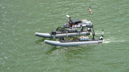 MIT's Autonomous Boat