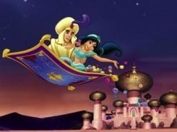 Let's Take a Magic Carpet Ride