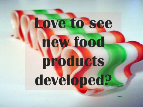 Love to develop new products?
