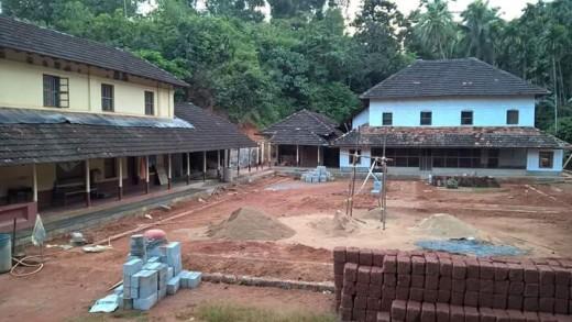 Madiyala House before the renovation
