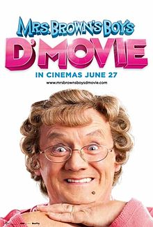 Mrs Brown's Boys D'Movie (2014)