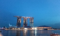 Technology Meets Food and Arts in Singapore City