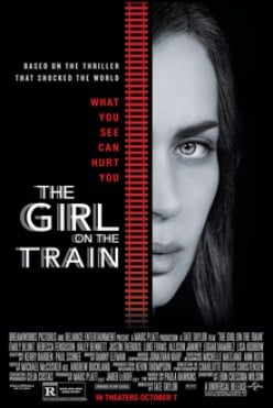 The Girl on the Train: A Movie Review