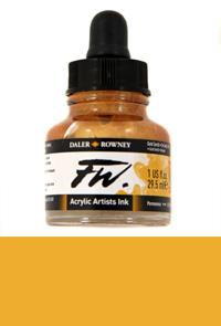 FW metalic liquid acrylic paints