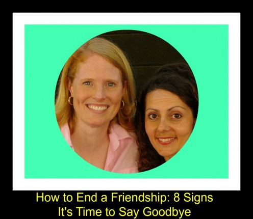 8 Signs It's Time to Say Goodbye to a Friendship