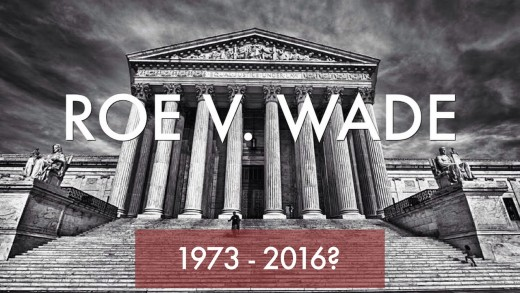 Did 2016 start the reversal or amendment to the Roe vs. Wade decision?