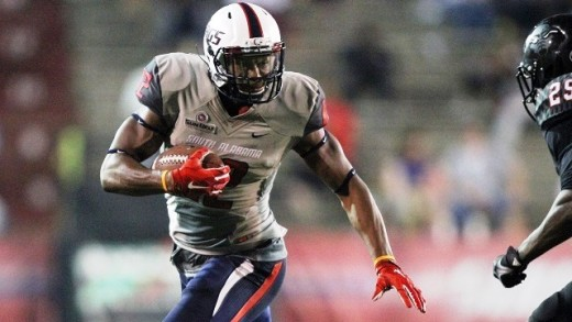 Gerald Everett, TE, South Alabama