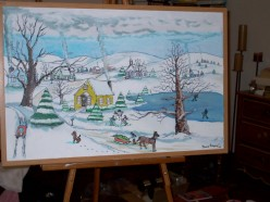 Winter Pilgrimage