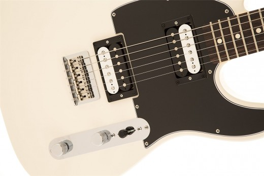 The Fender Standard Telecaster is one of the best electric guitars for intermediate players.