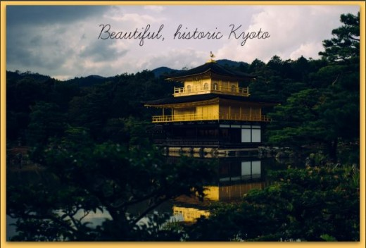 Kyoto is an beautiful, ancient yet modern city in the heart of Japan