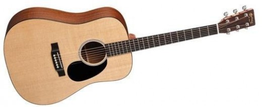 The Martin DRS2 is one of the best acoustic-electric guitars you'll find for under $1000.