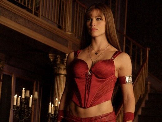 Garner never convinces as Elektra so the audience simply doesn't care about the characters. Shame.