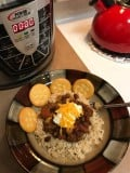 Beef Chili & Rice: Cooking Meals With an Electric Pressure Cooker & Electric Rice Cooker in Less Than 30 Minutes