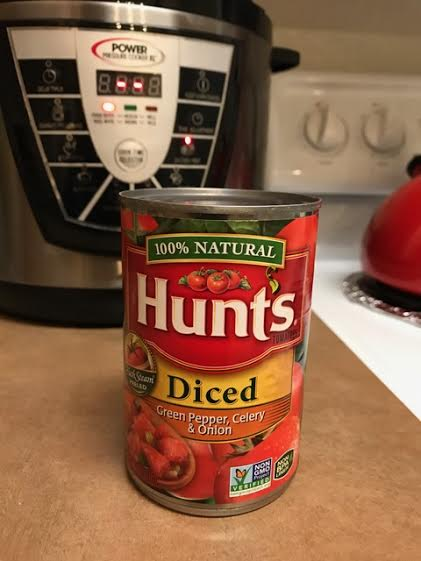 4 Cans of Crushed Tomatoes