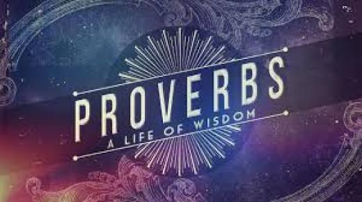 20 Bible proverbs for spiritual health
