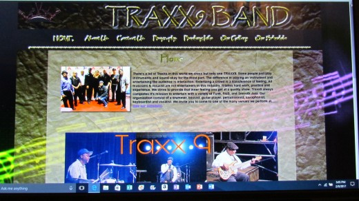 Traxx9 Band plays Funk, R&B and Smooth Jazz with a mission to educate and please their audiences.