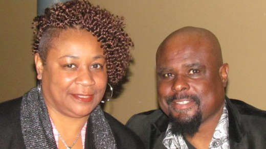 Bobby and Mona, enjoyed their evening out with the very talented Traxx9 Band.