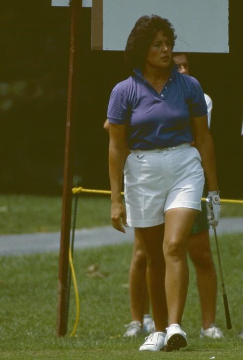 U.S. Professional Golfer,. Nancy Lopez