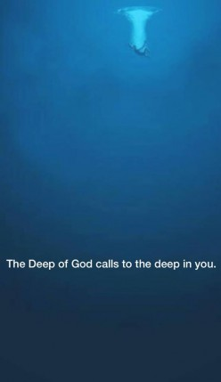 The Dream – As Deep calls unto Deep.