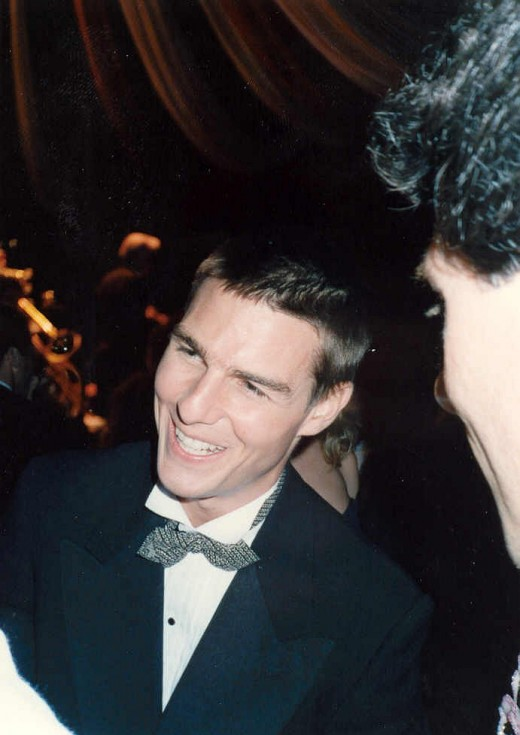 Actor, Tom Cruise.