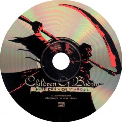 Children of Bodom-Melodic Death Metal Band From Finland That Used Thrash Metal Elements in 2003
