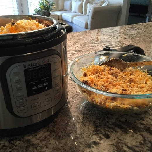 The Instant Pot IP-DUO60 is my favorite option. It's safe, has a ton of features, and very affordable.