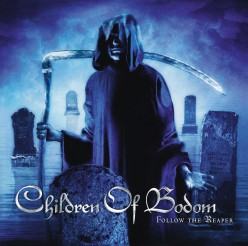 Review: Follow The Reaper By Melodic Death Metal Band Children of Bodom
