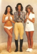 When Charlie had Angels and Hair Grew Feathers:  Foxy Farrah Fawcett