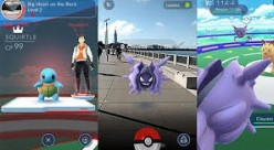 Pokemon Go... Game