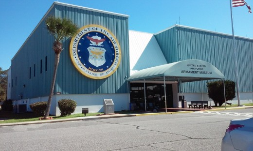 Air Force Armament Museum, Ft. Walton Beach, FL