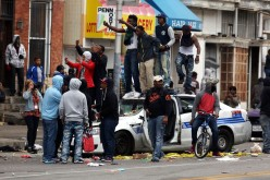 PROTESTORS or PAID THUGS?
