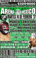 CMLL Tuesday Preview: I'm So Bored With the Tuesday Show