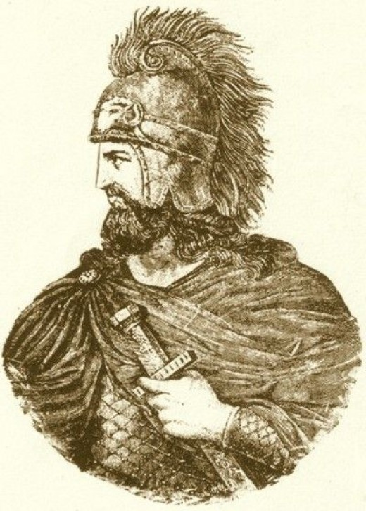 Vahan, the Byzantine Commander at the Battle of Yarmouk