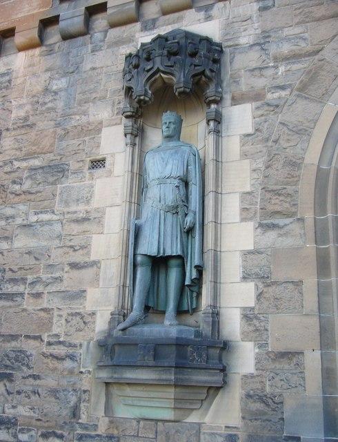 King Robert I of Scotland (Robert the Bruce)
