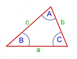 How to Work Out the Sides and Angles of Triangles