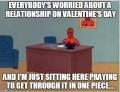 Valentine's Day:  Don't Hate