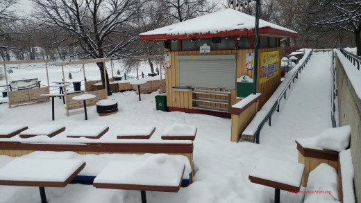 The Forks, in Winnipeg, will be teeming with people on Louis Riel Day, but they won't be having picnics.