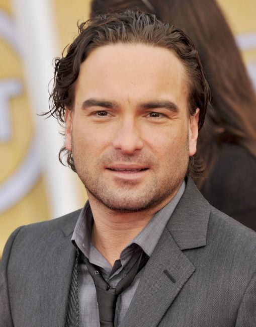 Johnny Galecki (age 41) or
