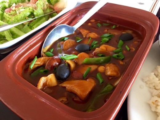 Callos ni Erving by Punot, Esplanade Boardwalk, ,Iloilo City