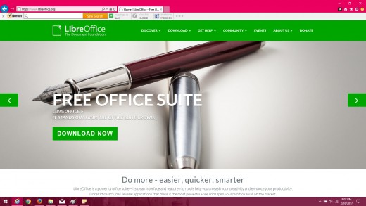 Libre Office Free Office Suite Software hubpages.com/@simplehappylife