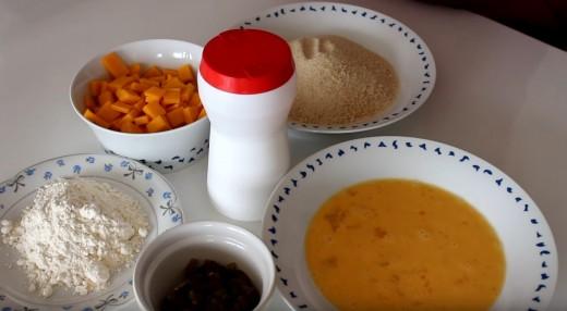 Various Ingredients.