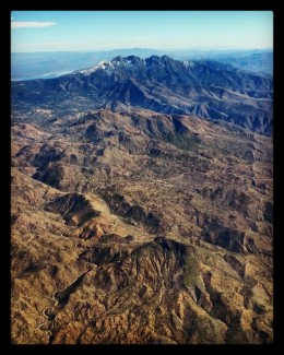 Four Peaks known for world class Amethyst. The mine can only be accessed by helicopter