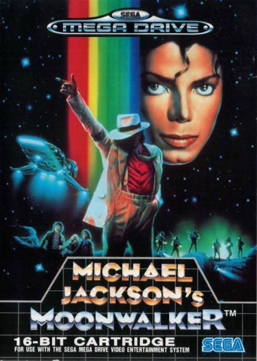 Back when Jackson was merely a semi-eccentric star, Sega created a video game property for him, named Michael Jackson's Moonwalker. Moonwalker was notable for being an early example of real-life celebrities appearing in video games, and for using dig
