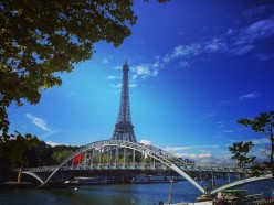 The Spectacular Eiffel Tower