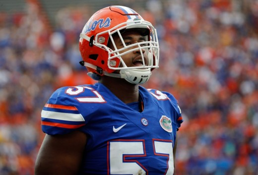 Caleb Brantley, DT, Florida