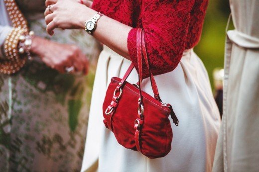 The Red Handbag