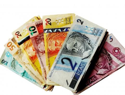 Brazilian Banknotes