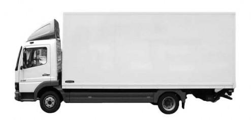 7.5 Tonne Van